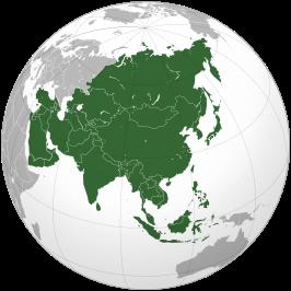 Vers gebrande koffie uit Azië